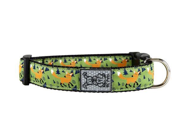 RC Pet Products Clip Collar XS, sly fox