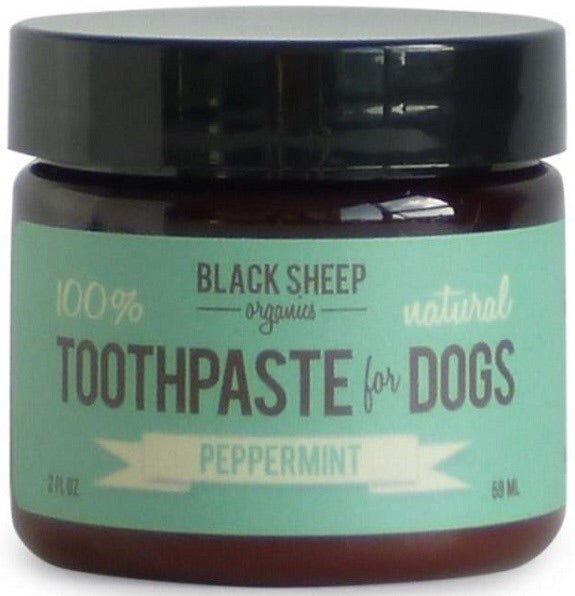 Black Sheep Toothpaste for Dogs, 59ml