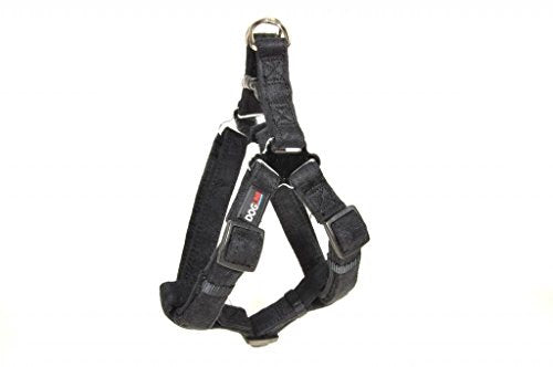 "Dogline Comfort Harness Black - x-small (11-15"")"