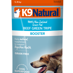 K9 Natural Beef Green Tripe Topper/Booster, 75g