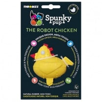 Spunky Pup The Robot Chicken