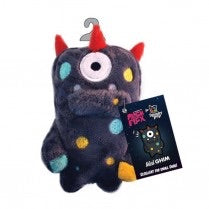 Spunky Pup Alien Flex Plush - Mini Ghim