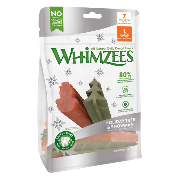 Whimzees Christmas