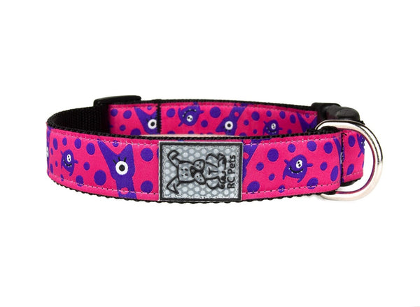 RC Pet Products Clip Collar Merry Monster Small