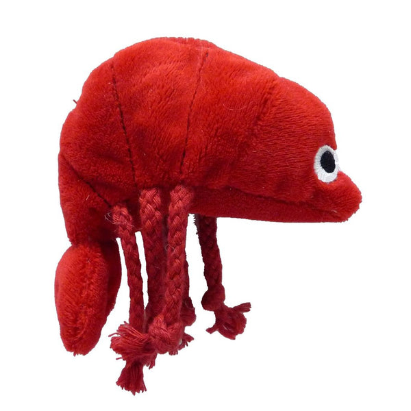 Mad Cat Pouncin' Prawn Cat Toy