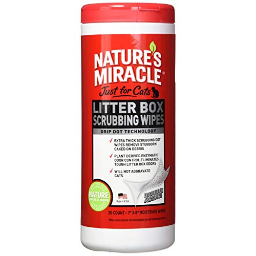 Nature's Miracle Household Wipes