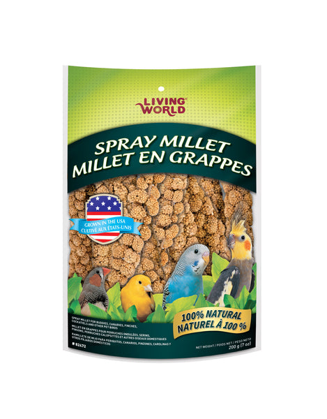 Living World Spray Millet 200g
