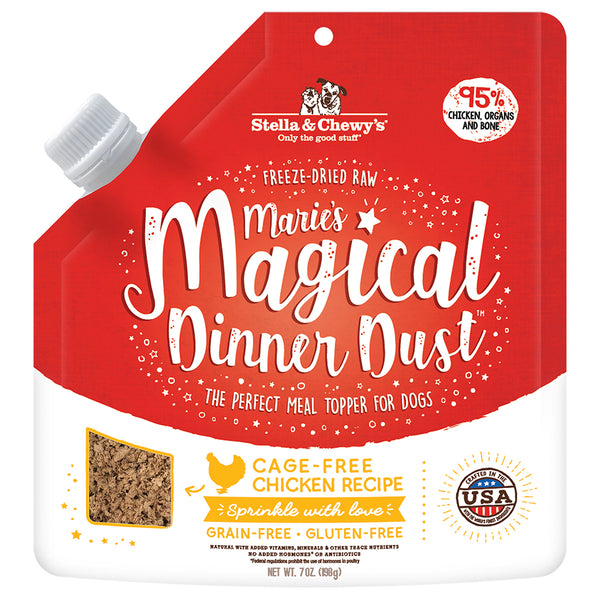 Stella and Chewy's Magical Dinner Dust