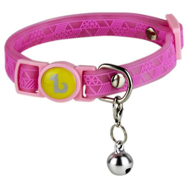 Be One Breed Silicone Cat Collar