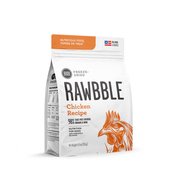 Bixbi Rawbble Freeze Dried