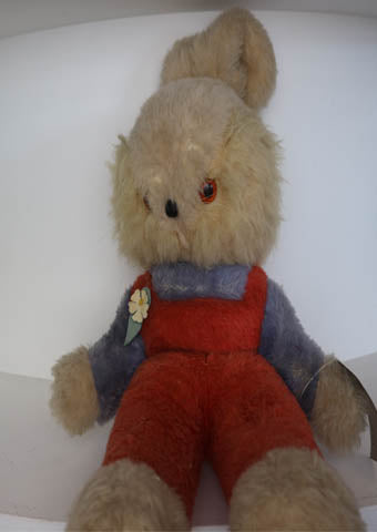 1950's Pedigree Rabbit - Alice's Bear Shop