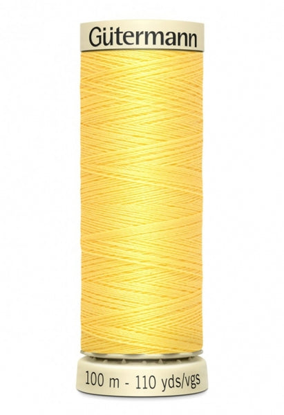 Gutermann Sew All Thread to Match Fabrics