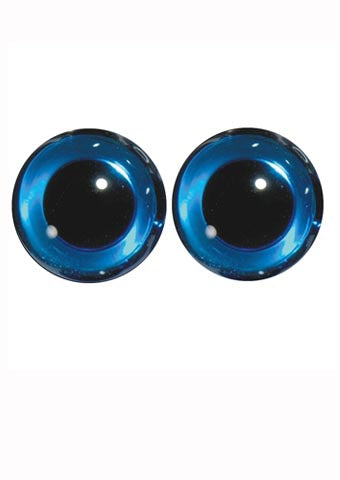 Hand Made English Glass Eyes - Size 4mm to 16mm -  for Teddy Bears and Rag Dolls - Alice's Bear Shop