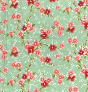 Cotton Poplin- Floral Meadow
