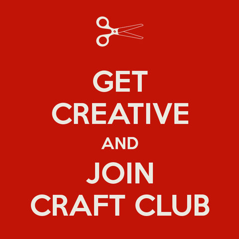 FREE Craft Club - Alice's Bear Shop