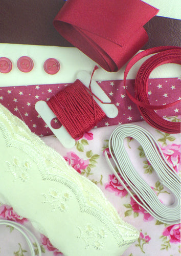 Rag Doll Outfit Making Kit - Fairy Outfit to fit our 54cm Rag Doll - Alice's Bear Shop