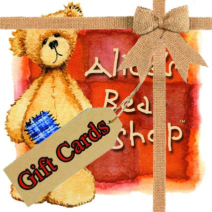 Alice's Bear Shop Gift eCard