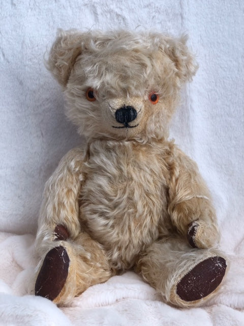 "1950's Chad Valley Teddy Bear ""Pete"""