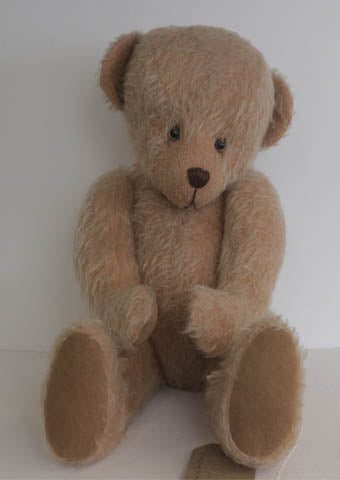 Joshua - Teddy Bears by Mark Egan Ltd Edition 11/25 - Alice's Bear Shop