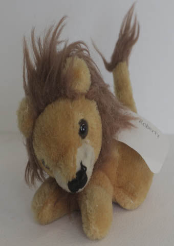 Vintage Lion - Alice's Bear Shop