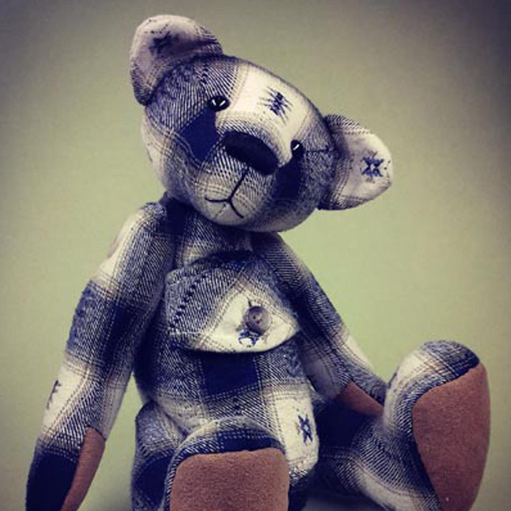 Make a Memory Bear or Memory Rag Doll Drop in Classes 1pm till 3pm - Alice's Bear Shop