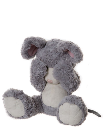 Mischief Mouse - Alice's Bear Shop by Charlie Bears - Alice's Bear Shop