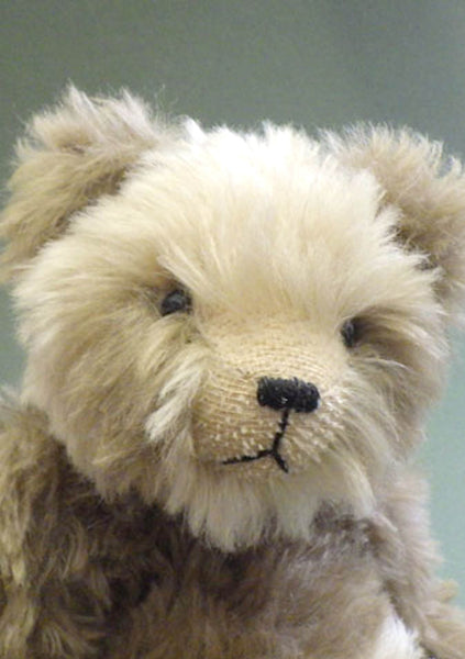 *DOWNLOAD* Teddy Bear Making Pattern and Instructions - Rolo - 29cm when made - Alice's Bear Shop
