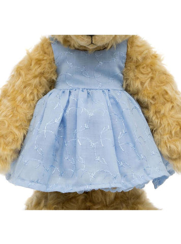 Sandy Blue Dress Outfit - Alices Bear Shop by Charlie Bears - Alice's Bear Shop