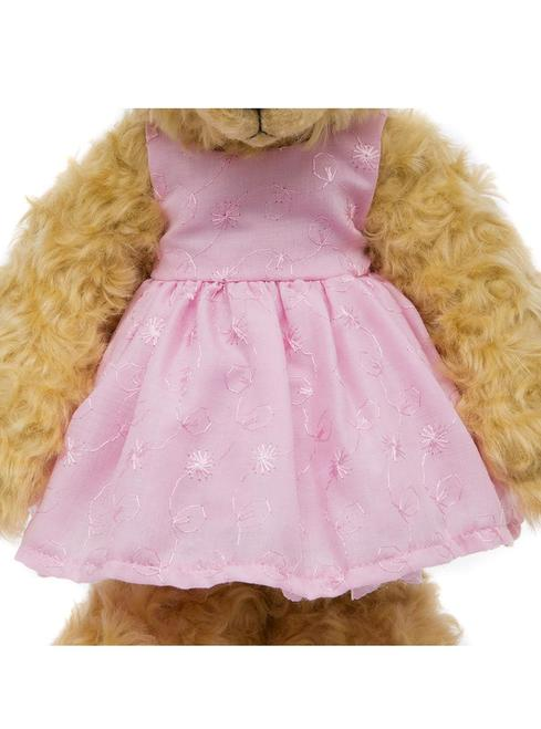 Sandy Pink Dress Outfit - Alices Bear Shop by Charlie Bears - Alice's Bear Shop