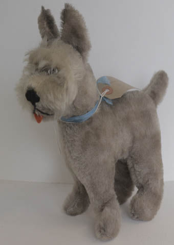 1950's Thuringia Terrier - Alice's Bear Shop
