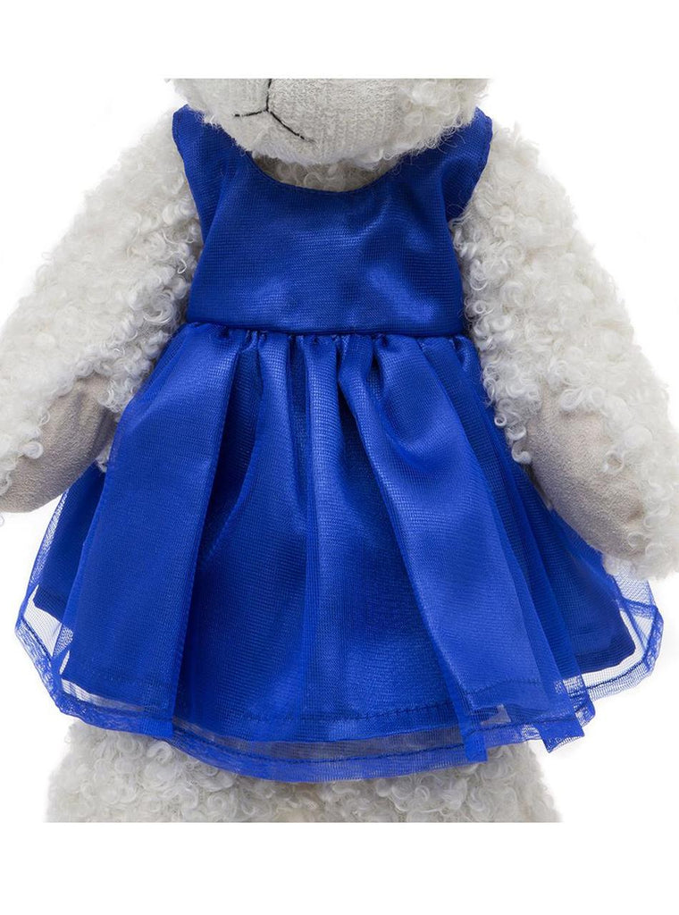 Tilly Blue Dress Outfit - Alices Bear Shop by Charlie Bears - Alice's Bear Shop