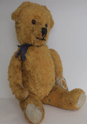 Tony - Art Silk Bear - Alice's Bear Shop