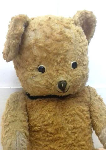 Memory Lane - Vintage 1950's Merrythought - Cheeky Bear.