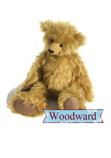 Teddy Bear Making Sewing Pattern Download Woodward