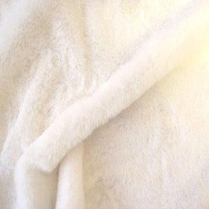 Faux Fur Fabric Plush - For Santa Outfit and more!