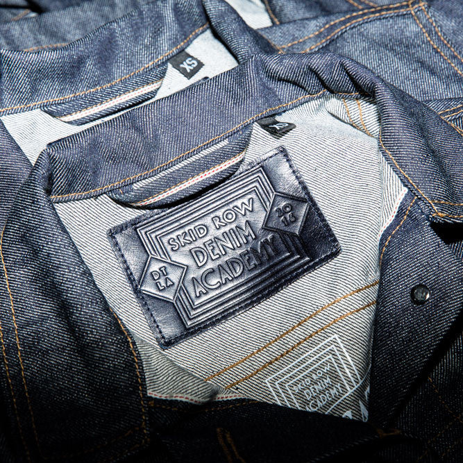 The Introduction - Skid Row Denim Academy