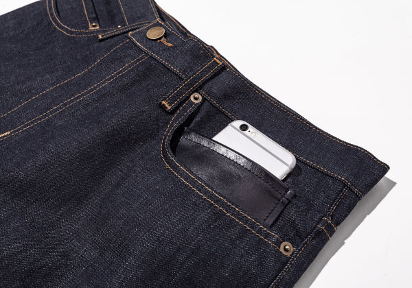 HERITAGE JEAN - WIDE
