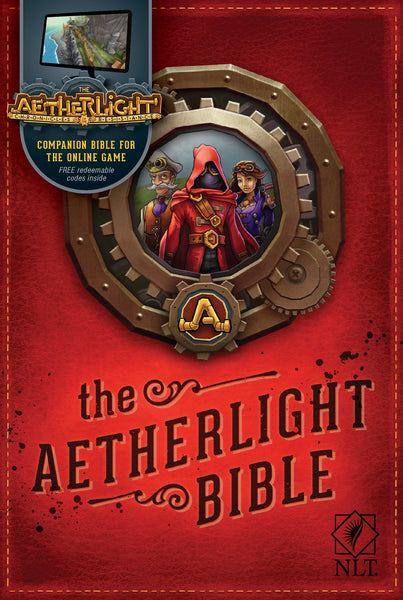 The Aetherlight Bible NLT: 24 Pack
