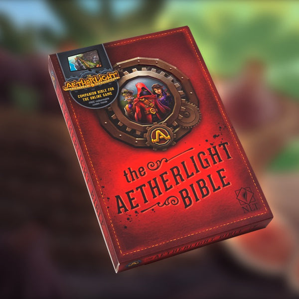 The Aetherlight Bible NLT: 5 Pack