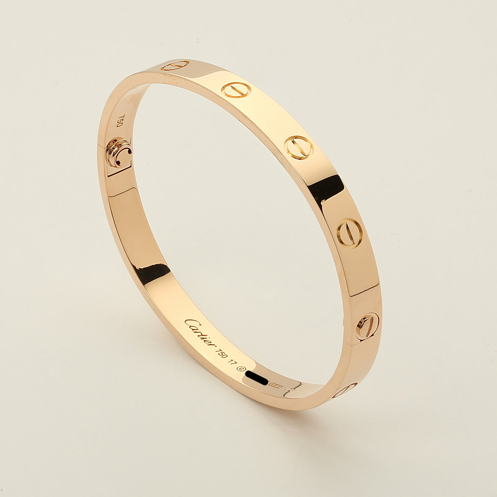 rose bangles img love site bangle bracelet gold cartier
