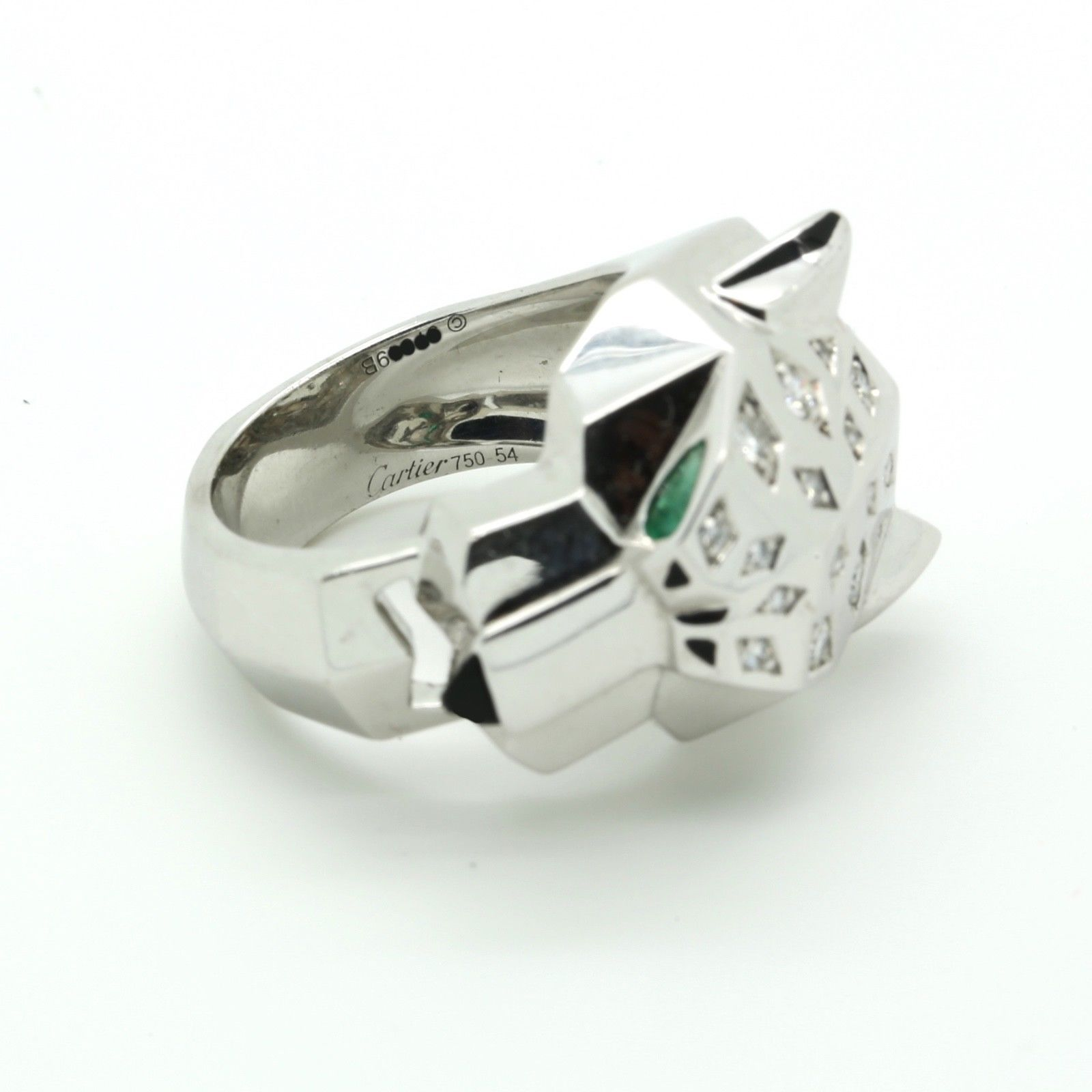 christie cartier emerald jewels panthere s panth online and christies bracelet re diamond