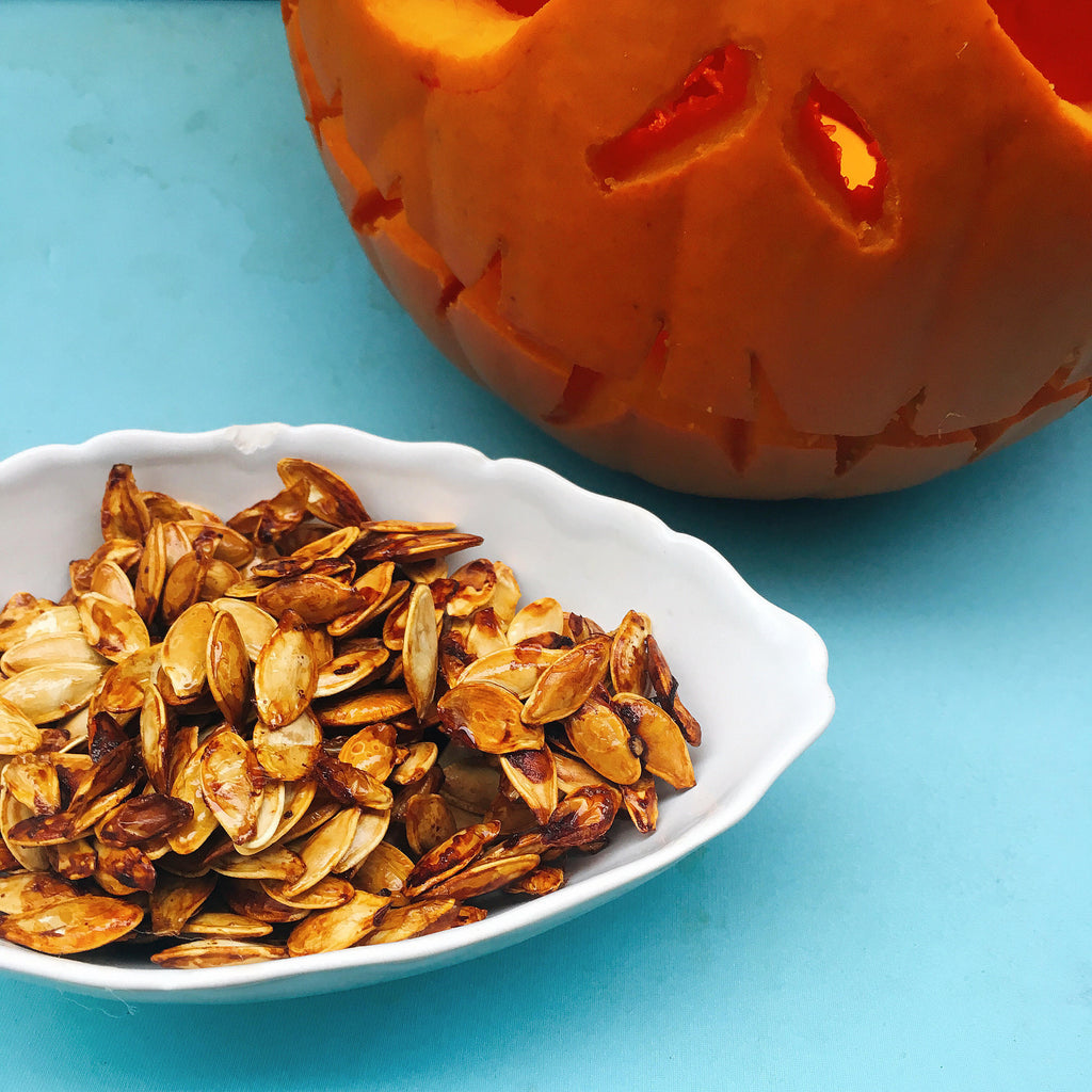 Tamari Roasted Pumpkin Seeds