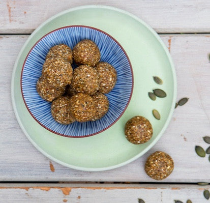 Wild Child Kitchen Energy Balls