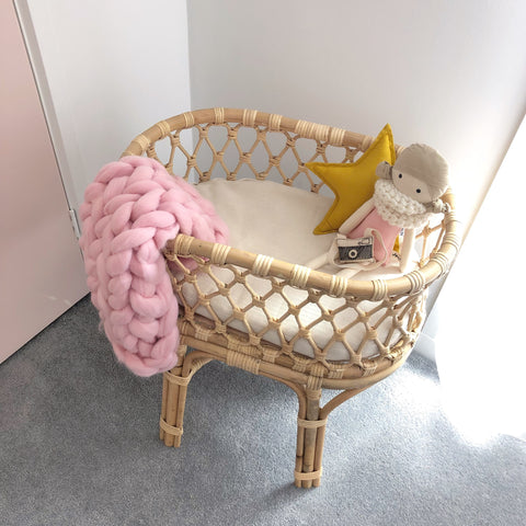 Cane Dolls bassinet preorder mid aug