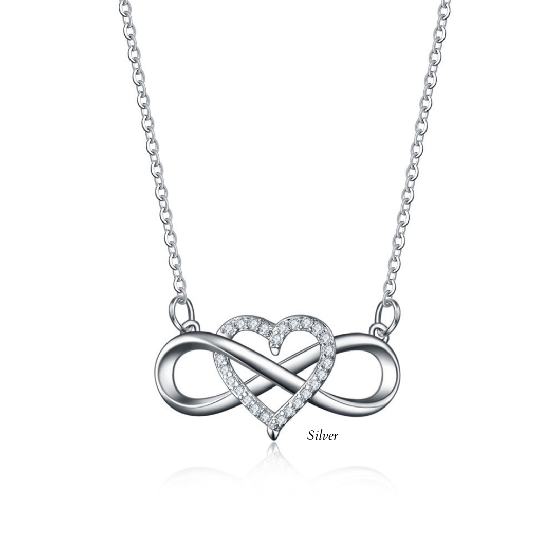 FYRA Infinite Love Charm Necklace