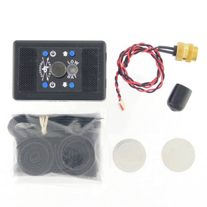 PLDX2 Kit, 3/8-32 Std./High Output Blue SPL, Choose- Options