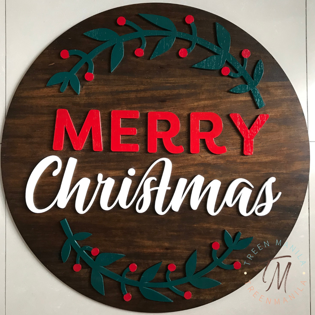 Personalized Wood Decor as gifts or giveaways – Treen Manila