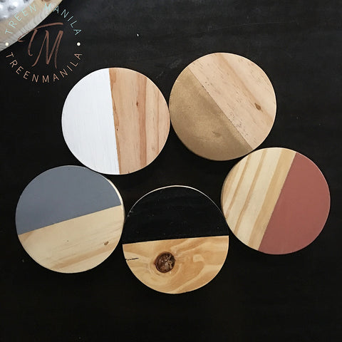 Scandinavian Inspired Coasters