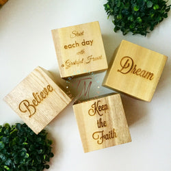 Paper Weight Blocks