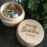 Mini Ring Box